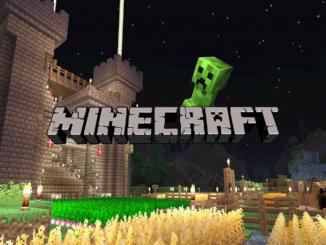 Burg Minecraft