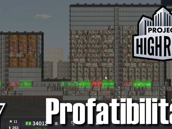 Project Highrise, Folge 7
